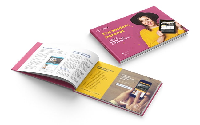 eBook - The Modern Intranet