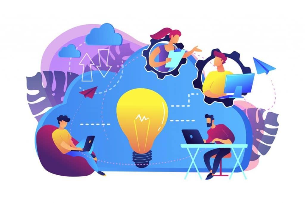 Servicios de colaboración empresarial