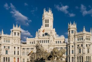 Madrid Cibeles - home of Ungoti