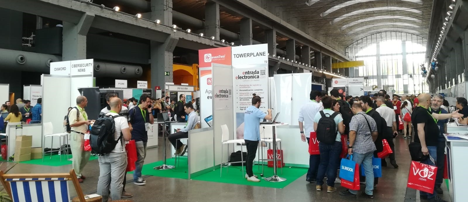 OpenExpo Europe 2019 Madrid IT Open Innovation Summit